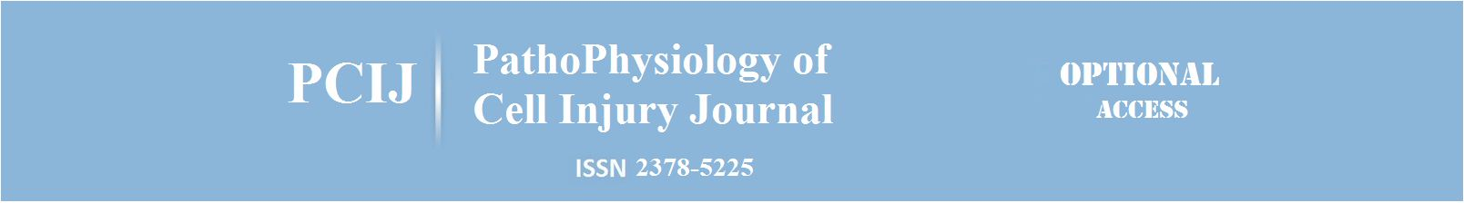 PathoPhysiology of Cell Injury Journal
